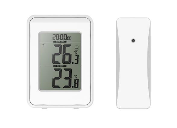 Bäst i Test: Trådlös termometer ute/inne