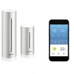 Smart väderstation, Netatmo