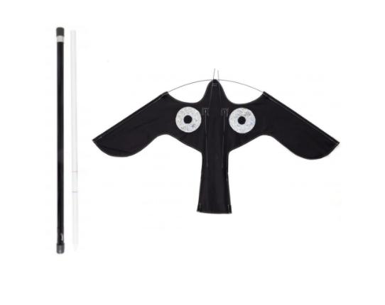 Premium: Fågelskrämma set 5m