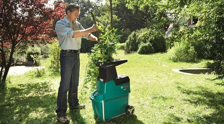 Test av kompostkvarnar
