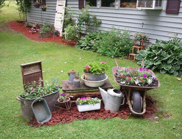 Guide till trädgårdsdekoration